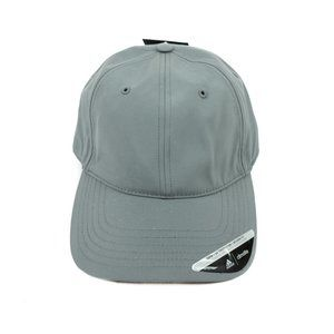 NWT Adidas Golf Performance Relaxed Fit Grey Hat
